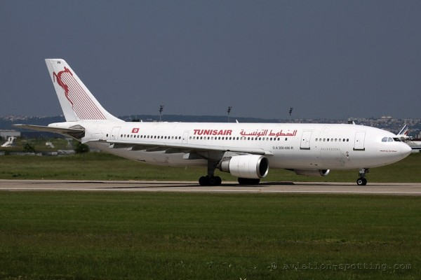 Tunisair Airbus 300 (Tunisia)