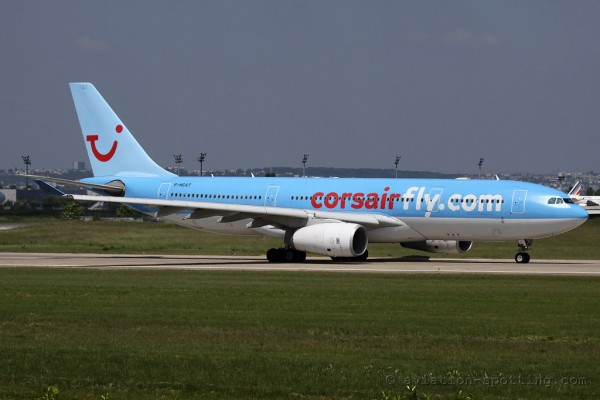 Corsairfly Airbus 330-200 (France)