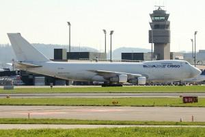 El Al Cargo Boeing B747-200 F
