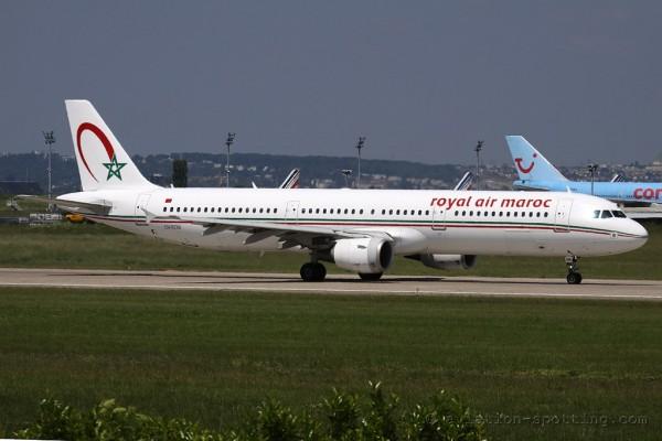 Royal Air Maroc Airbus 321