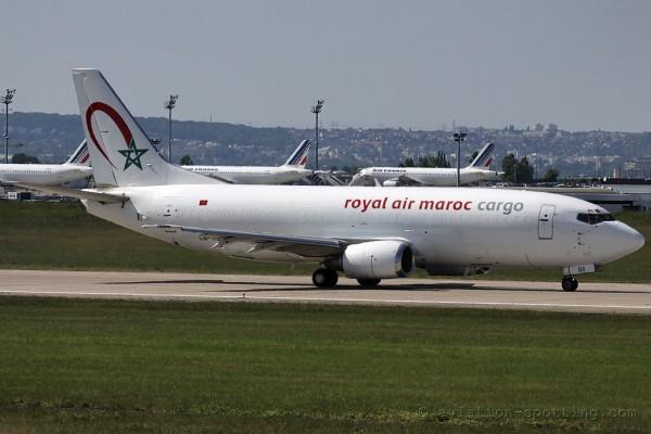 Royal Air Maroc Cargo Boeing B737-300F (Morocco)