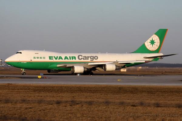 Eva Air Cargo Boeing B747-400 F (Taiwan)