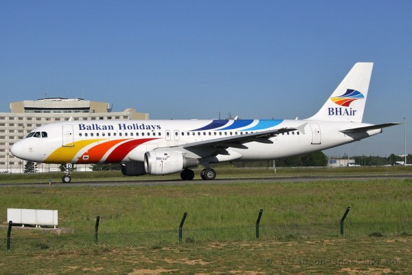 Balkan Holidays Air Airbus 320 (Bulgaria)