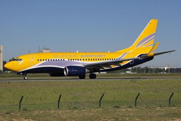Europe Airpost Boeing B737-700 (France)