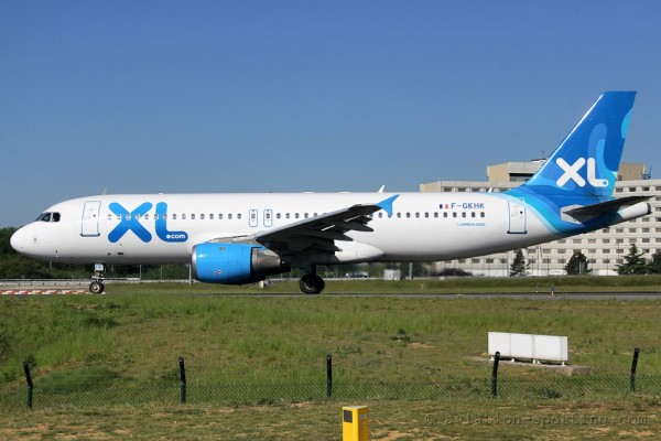 XL Airways France Airbus 320