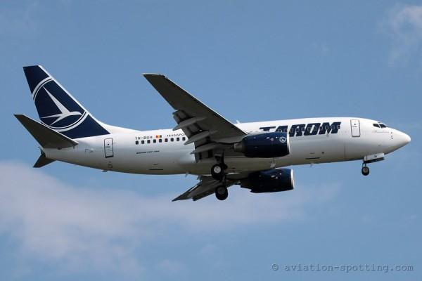Tarom Boeing B737-700 (Romania)
