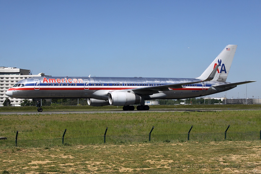 American Airlines Boeing 757-200 (USA)