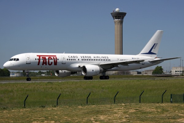 TACV Cabo Verde Airlines Boeing B757-200