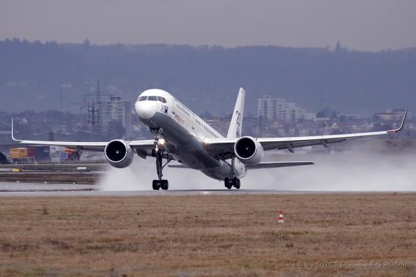 Sun Express Boeing B757-200 (Turkey)