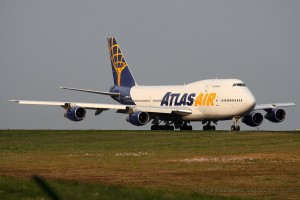 Atlas Air Boeing B747-300 (USA)