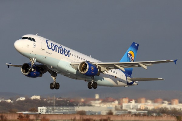 Condor Airbus 320 (Germany)