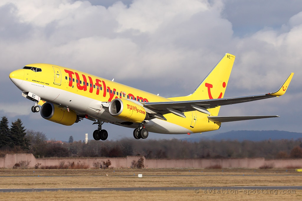 TUIfly Boeing B737-700 (Germany)