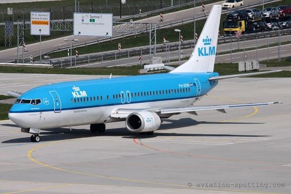 KLM Boeing B737-400 (Netherlands)