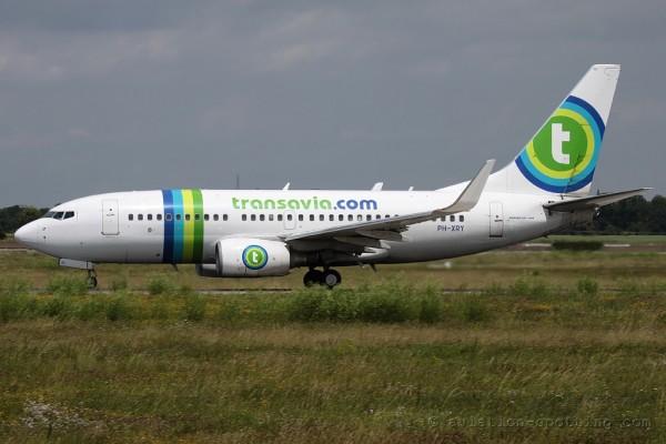 Transavia Airlines Boeing B737-700 (Netherlands)