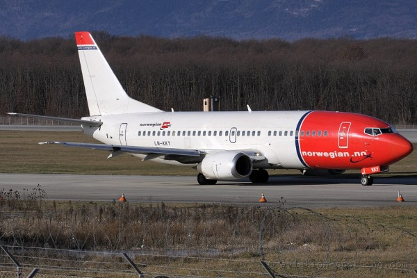Norwegian Air Shuttle Boeing B737-300 (Norway)