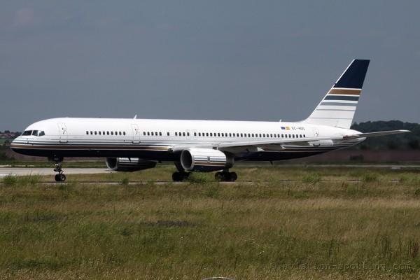 Privilege Style Boeing B757-200 (Spain)