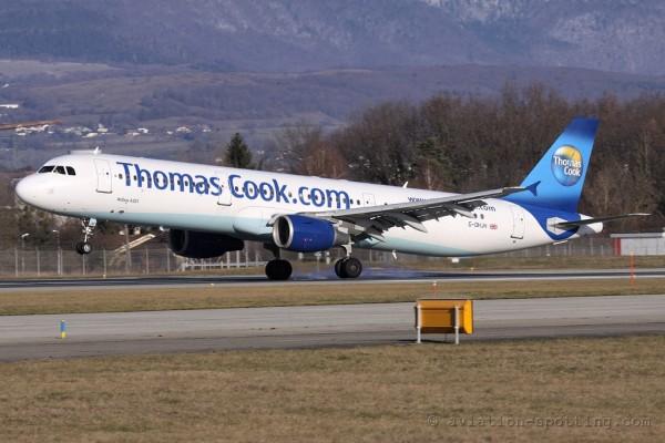 Thomas Cook Airlines Airbus 321 (UK)