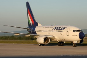 Malev Hungarian Airlines Boeing B737-600