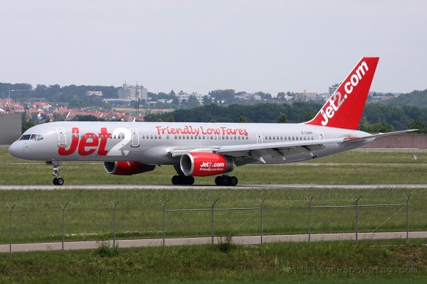 Jet2.com Boeing B757-200 (UK)