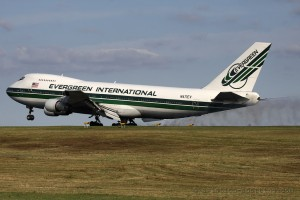 Evergreen International Airlines Boeing B747-200 F (USA)