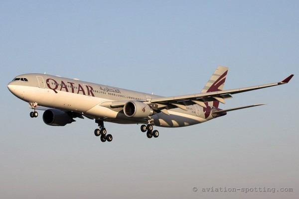 Qatar Airways Airbus 330-300