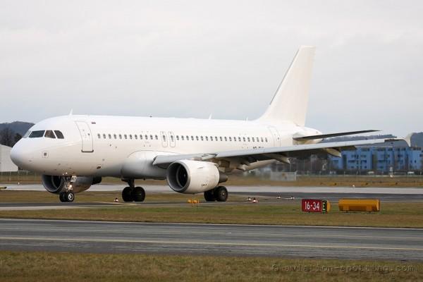 Kuban Airlines Airbus 319 (Russia)