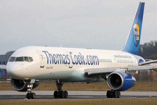 Thomas Cook Boeing B757-200 (UK)