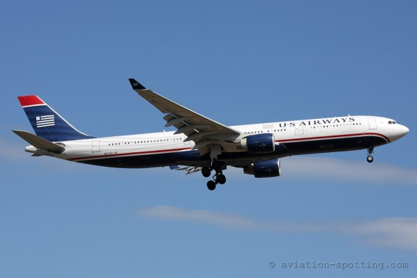 US Airways Airbus 330-300 (USA)