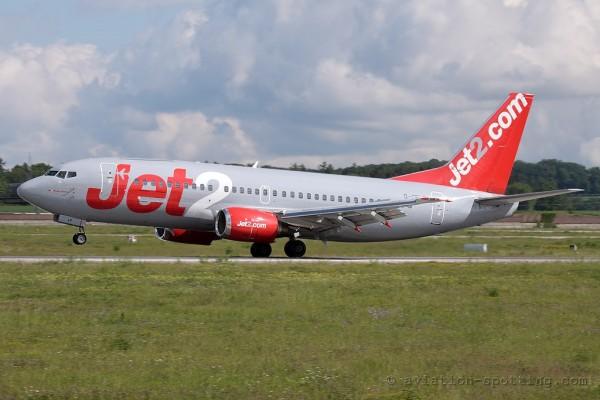 Jet2.com Boeing B737-300 (UK)