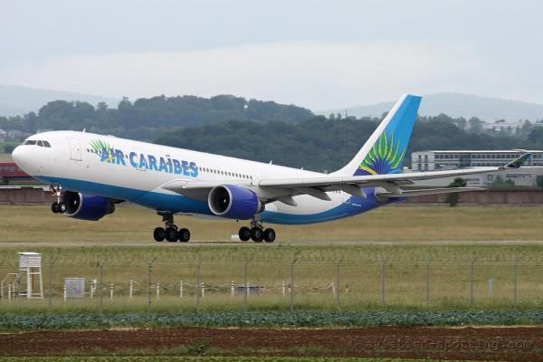 Air Caraibes 330-200 (France)