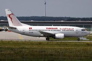 Tunisair Boeing B737-600 (Tunisia)