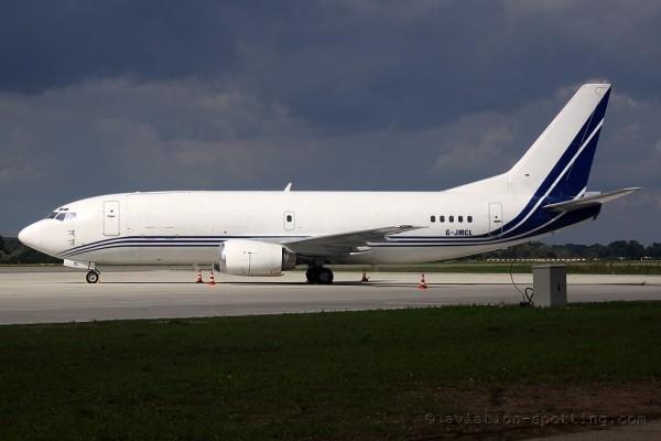 Atlantic Airlines Boeing B737-300 (UK)