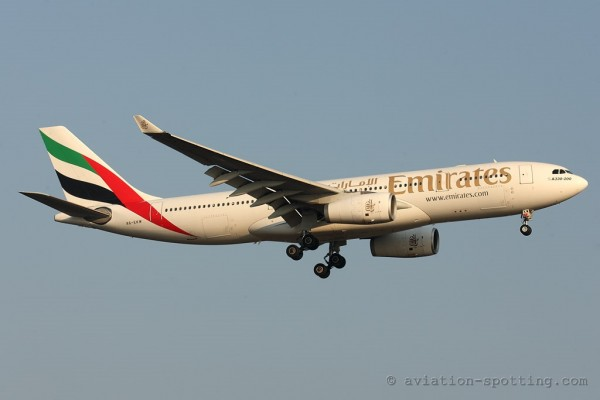 Emirates Airbus 330-200 (UAE)