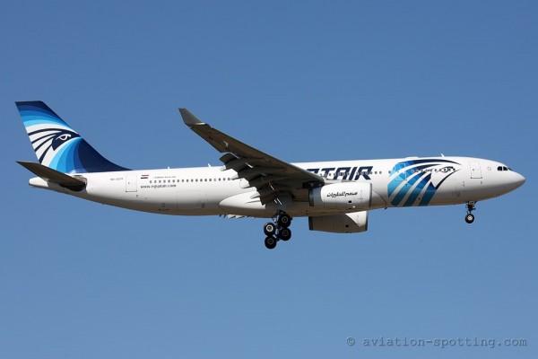 EgyptAir Airbus 330-200