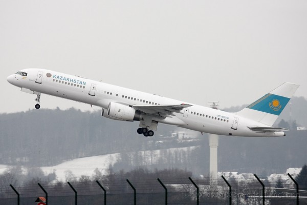Kazakhstan Governmentt Boeing B757-200