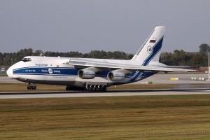 Volga Dnepr Airlines Antonov 124 (Russia)
