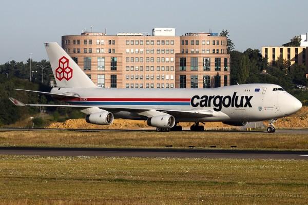 Cargolux Boeing B747-400 F (Luxembourg)