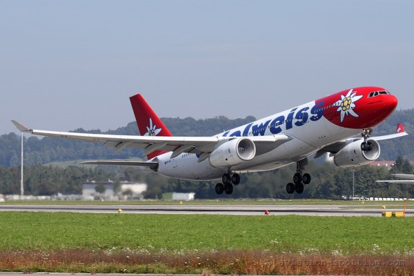 Edelweiss Air Airbus 330-200 (Switzerland)