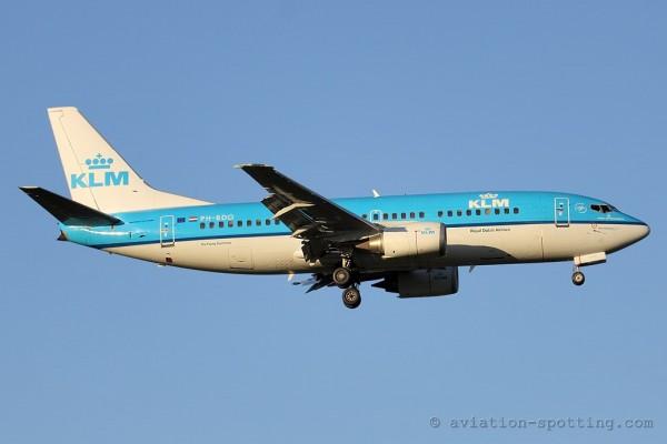 KLM Boeing B737-300 (Netherlands)