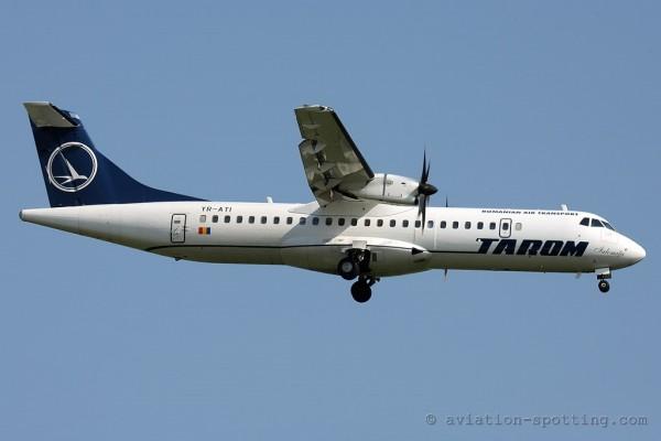 Tarom ATR72 (Romania)