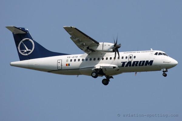 Tarom Aerospatiale ATR42 (Romania)