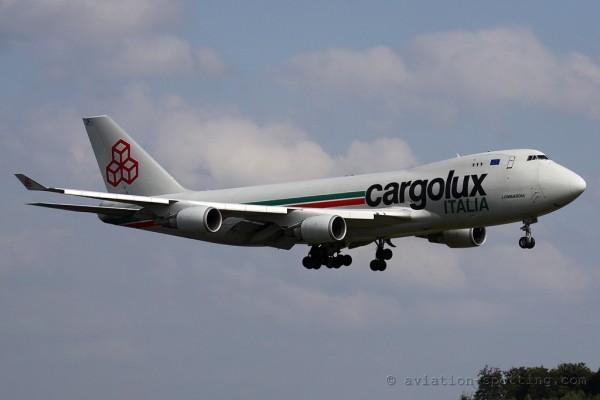 Cargolux Italia Boeing B747-400 F (Luxembourg)