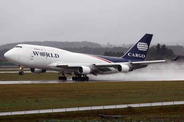 World Airways Boeing B747-400 F (USA)
