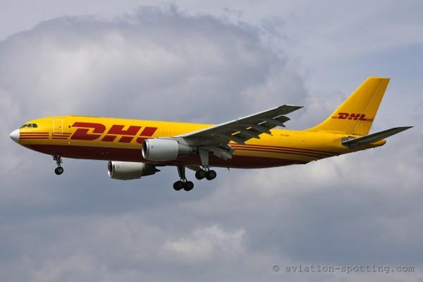 DHL Airbus 300