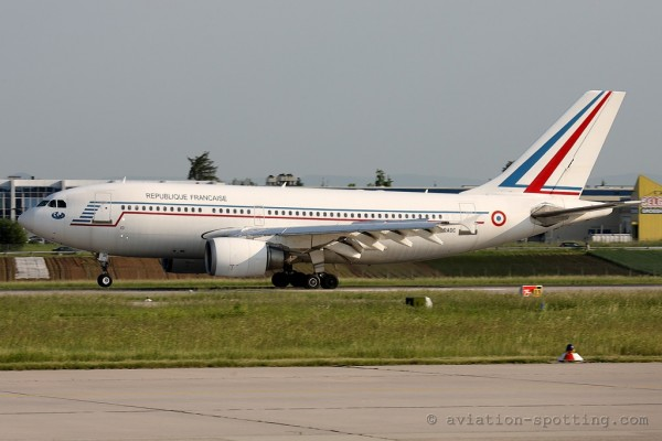 French Air Force Airbus 310