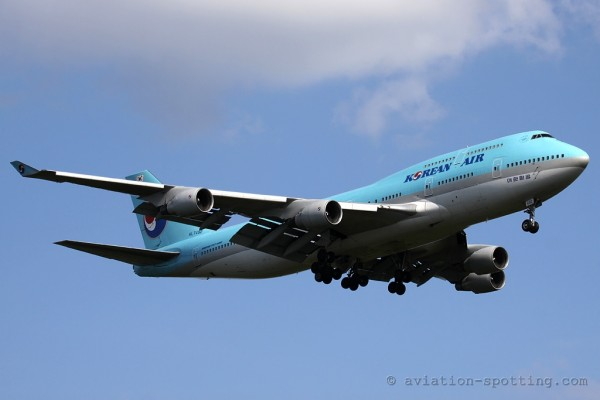 Korean Air Boeing B747-400 (South Korea)