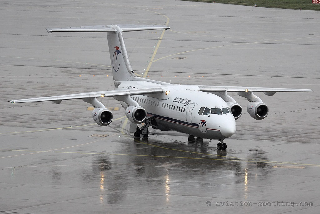 Eurowings BAe 146-300 (Germany)