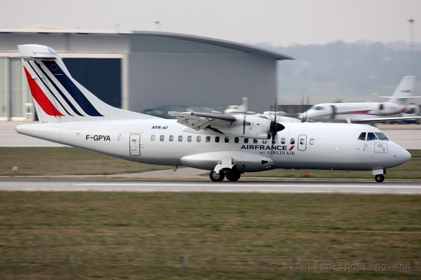 Air France (Airlinair) Aerospatiale ATR42
