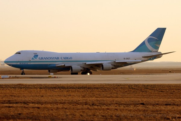 Grandstar Cargo Boeing B747-400 F (China)