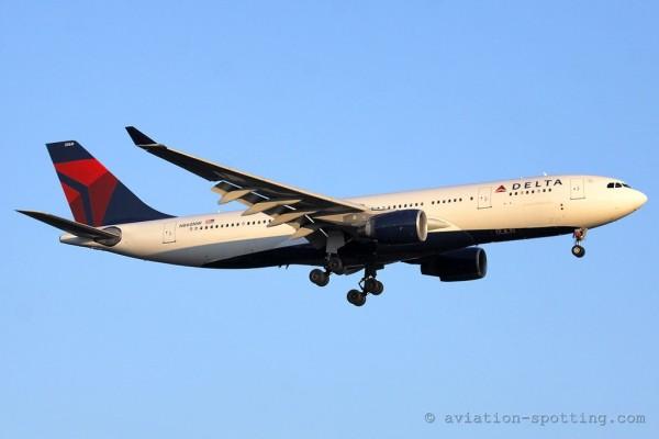 Delta Airbus 330-200 (USA)